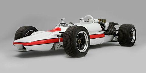 British Outfit Recreates Infamous Honda F1 Car