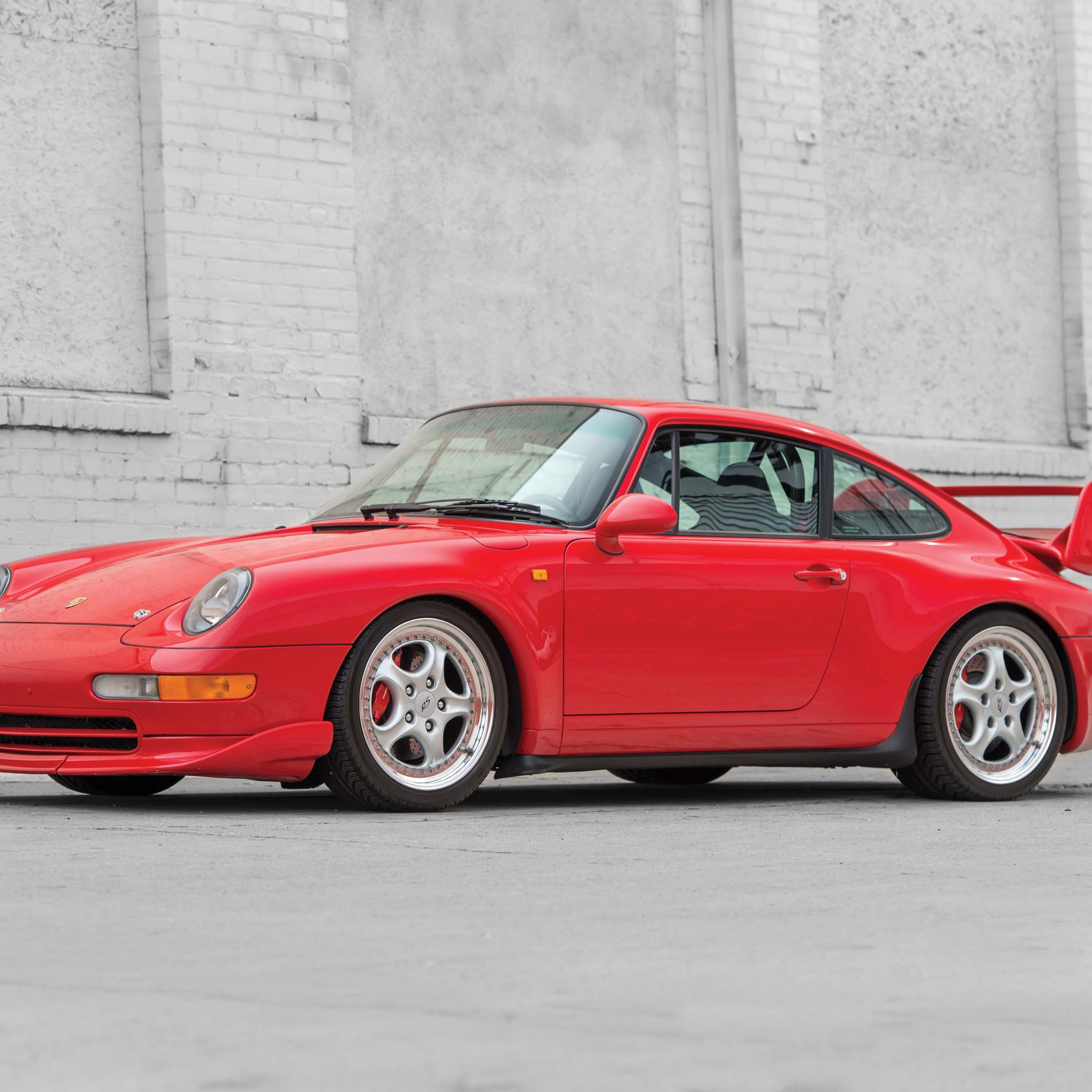 <p>In a sense, this is the ultimate naturally-aspirated, air-cooled 911. The 993 was the last hurrah before wasser-cooling took over. The 3.8 RS represents the most extreme evolution of the 993, save turbocharging.</p>