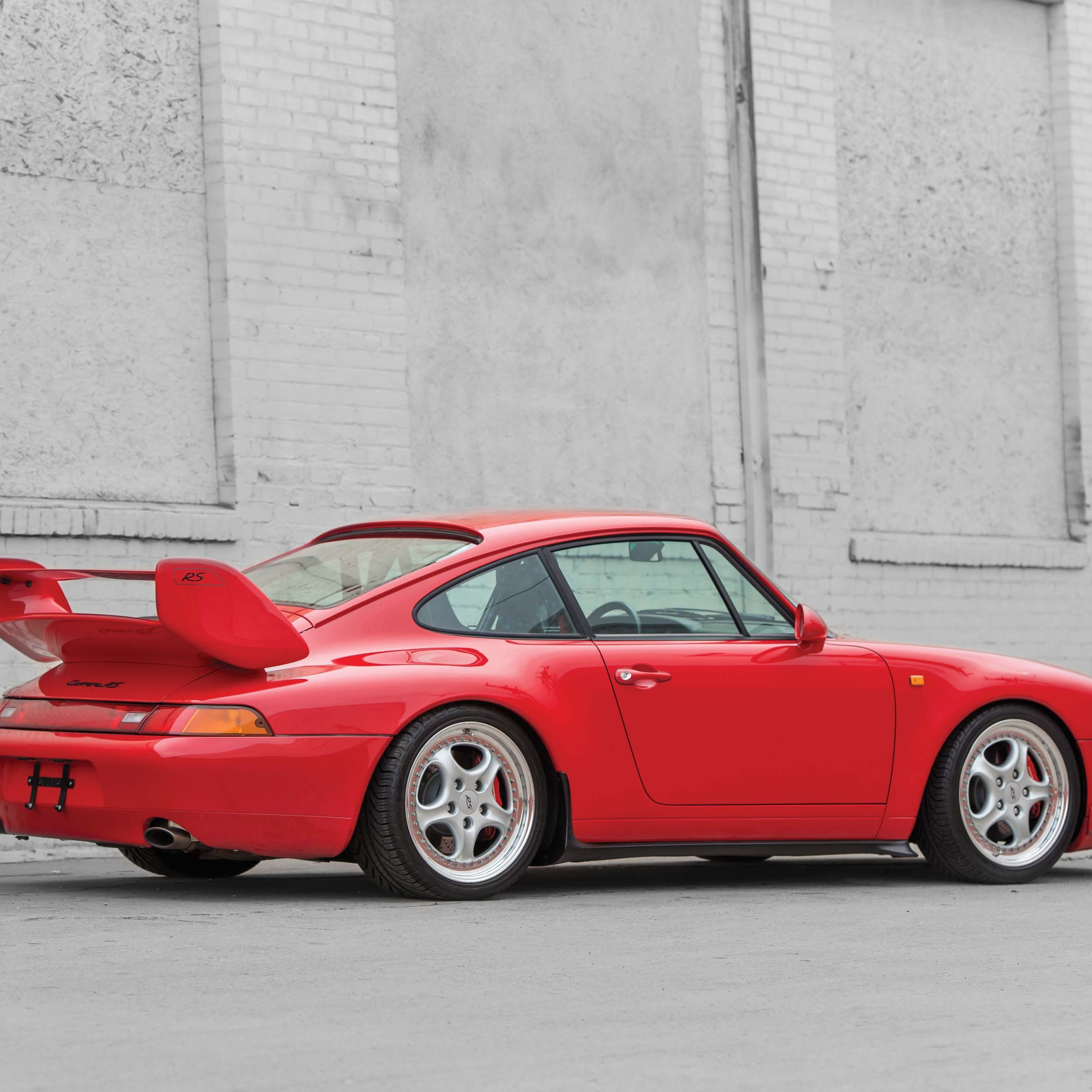 <p>Like most amazing things, and its 2.7 RS spiritual ancestor, this is a homologation special to allow the RSR 3.8 to race in GT4 and GT3.</p>