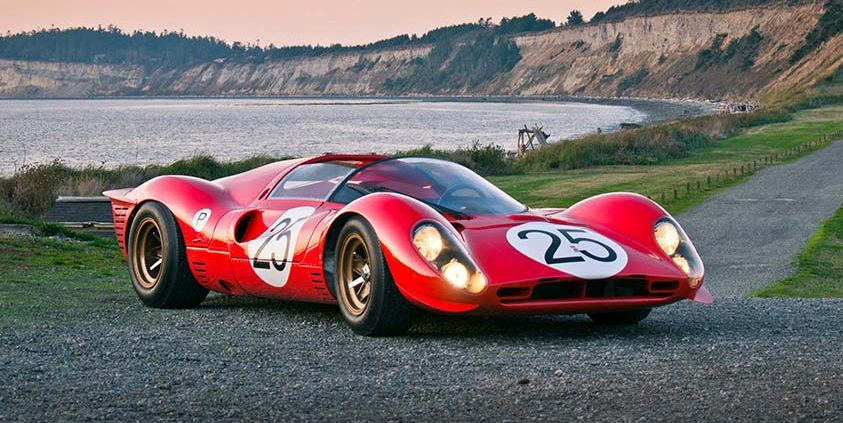 Eight Incredible Recreations of Unobtanium Historic Race Cars