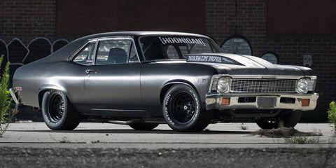 Hoonigan's 1972 Chevrolet Napalm Nova Nailed the Lope