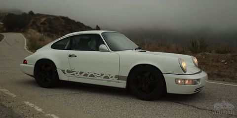 An Air-Cooled Porsche and the Quest for the Perfect Car