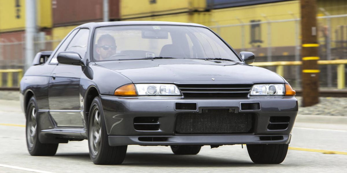 American R32 Nissan Skyline GT-R Importers Say Prices Have ...