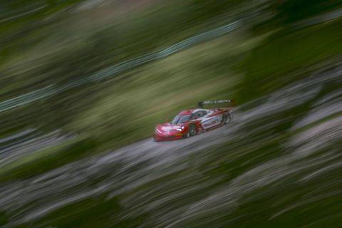 #31 Action Express Corvette DP - Road America IMSA 2015