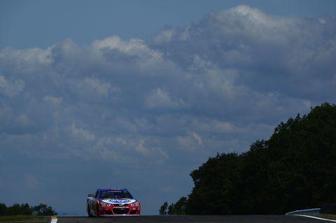 AJ Allmendinger, Watkin's Glen 2015, NASCAR