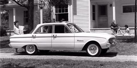 The Cars of 1960 Explain Why Your Grandparents Drive Differently