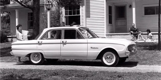 By ... & The Cars of 1960 Explain Why Your Grandparents Drive Differently markmcfarlin.com