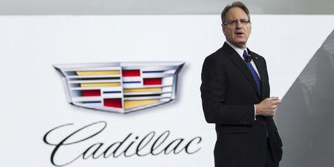 Cadillac Johan de Nysschen
