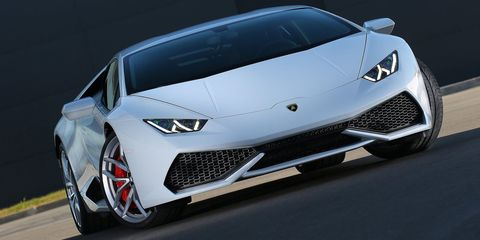 Everything You Learn After a Weekend With a Lamborghini Huracan