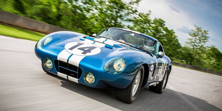 The Incredible Story of the Shelby Daytona Coupe