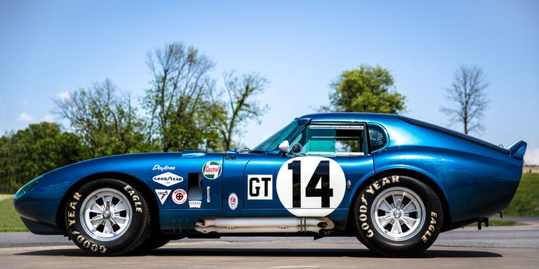All Six Shelby Daytona Coupes Will Make an Appearance at Goodwood ...