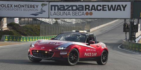 2016 Mazda MX-5 Mazda Raceway Pace Car