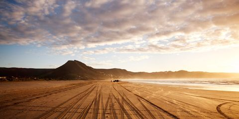 11 Beaches to Drive on And Fish From