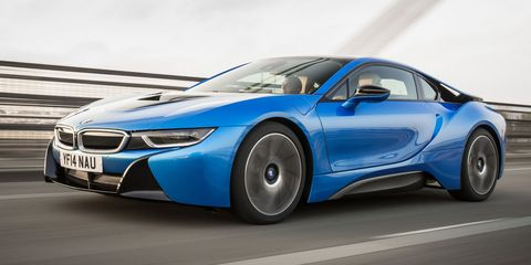 Next Bmw I8 Bmw Electric Sports Car With 750hp