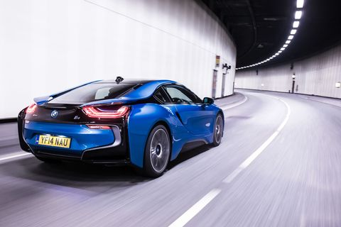 Bmw S I Lineup Is Going Full Electric