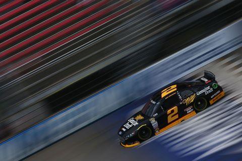 Michigan NASCAR 2015 - Brad Keselowski