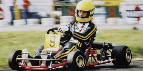 Ayrton Senna's Last Go Kart Sold for $63,000 and Is Now Back on Track