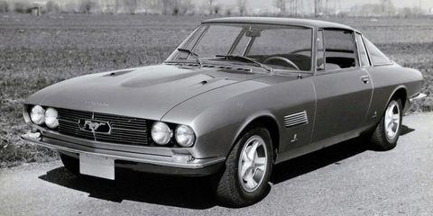 Bertone Mustang