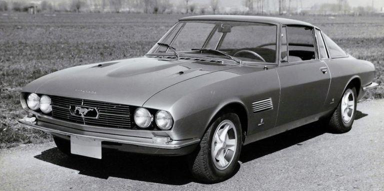Drive flashback 1966 ford mustang by bertone bertone sciox Choice Image