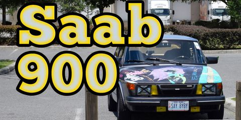 The Saab 900 Is Not A Luxury Car Sports So What Exactly That S Regular Reviews Went To Find Out