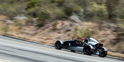 The Ariel Atom 3S Is 360 Horsepower of Grin-Inducing Insanity