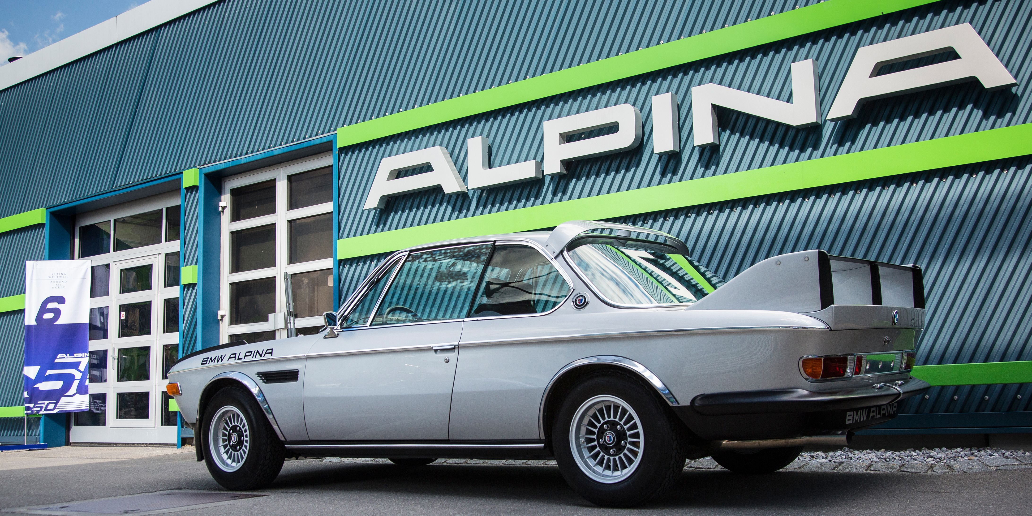 A Brief History Of Legendary BMW Tuning House Alpina - Alpina bmw