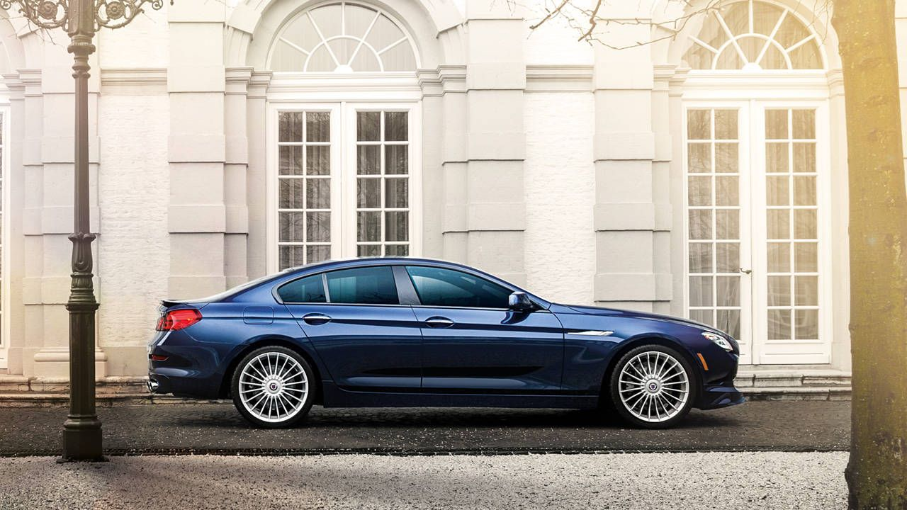 """<p>The <a href=""""http://www.roadandtrack.com/new-cars/news/a28123/2017-bmw-alpina-b7-xdrive-first-look/"""">Alpina B7</a> is a 600 horsepower version of the V8 BMW 7-Series. Alpina's specialty is grand touring, not all out performance like BMW M, so expect this car to be insanely comfortable on the autobahn.</p>"""