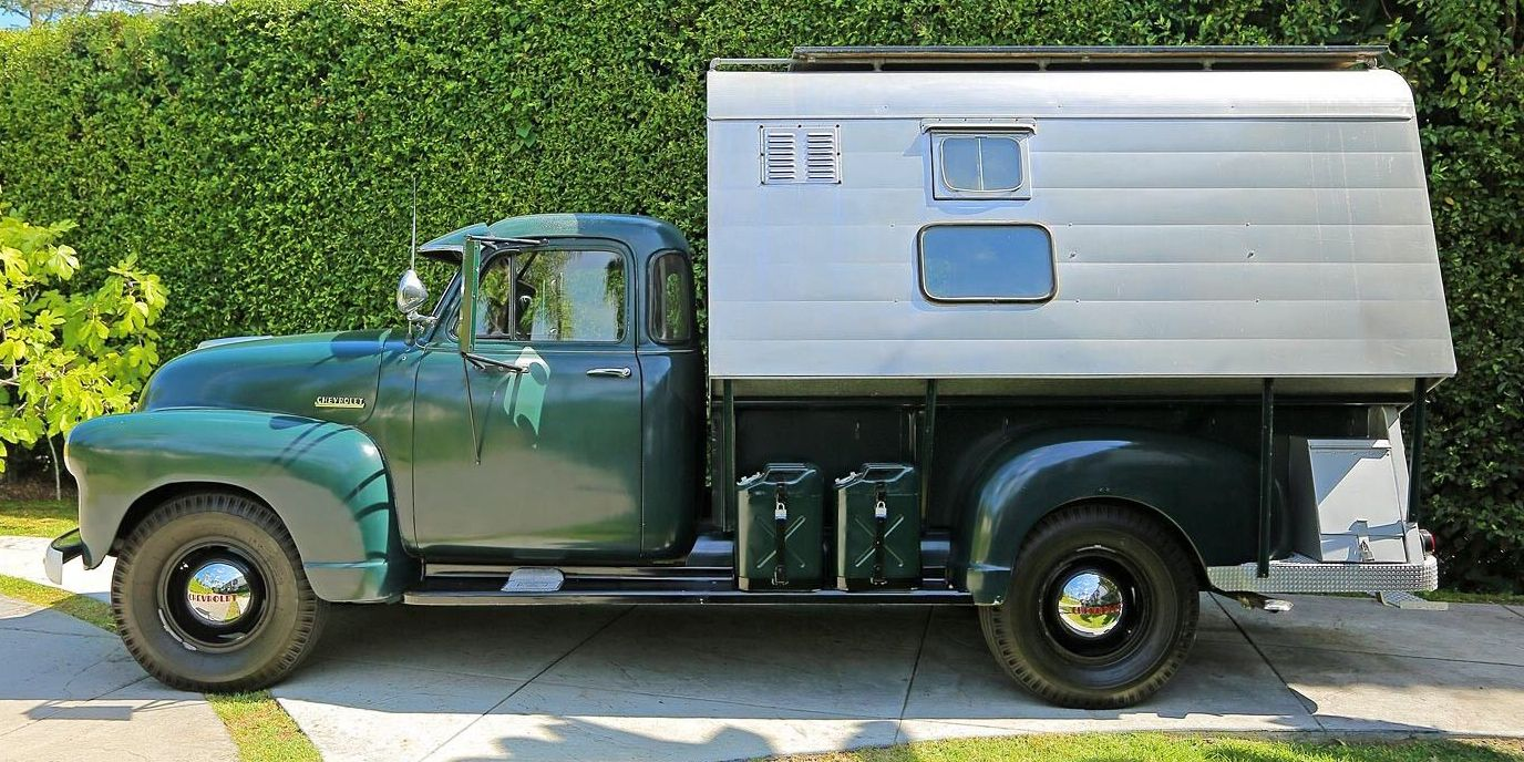 Pickup 1952 chevy pickup for sale : Steve McQueen's Chevy Truck For Sale