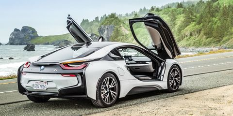 Why the BMW i8 Is the Perfect Car for a High School Reunion