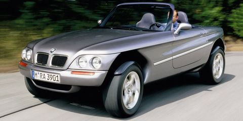 Seven Incredible Bmw Performance Cars That Could Have Been