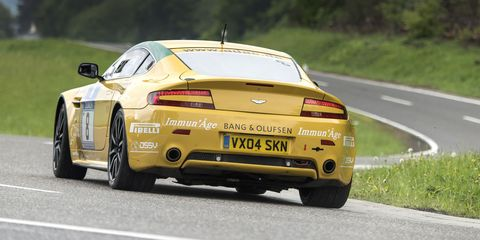 2006 Aston Martin Vantage N24
