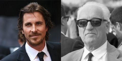 Christian Bale, Enzo Ferrari