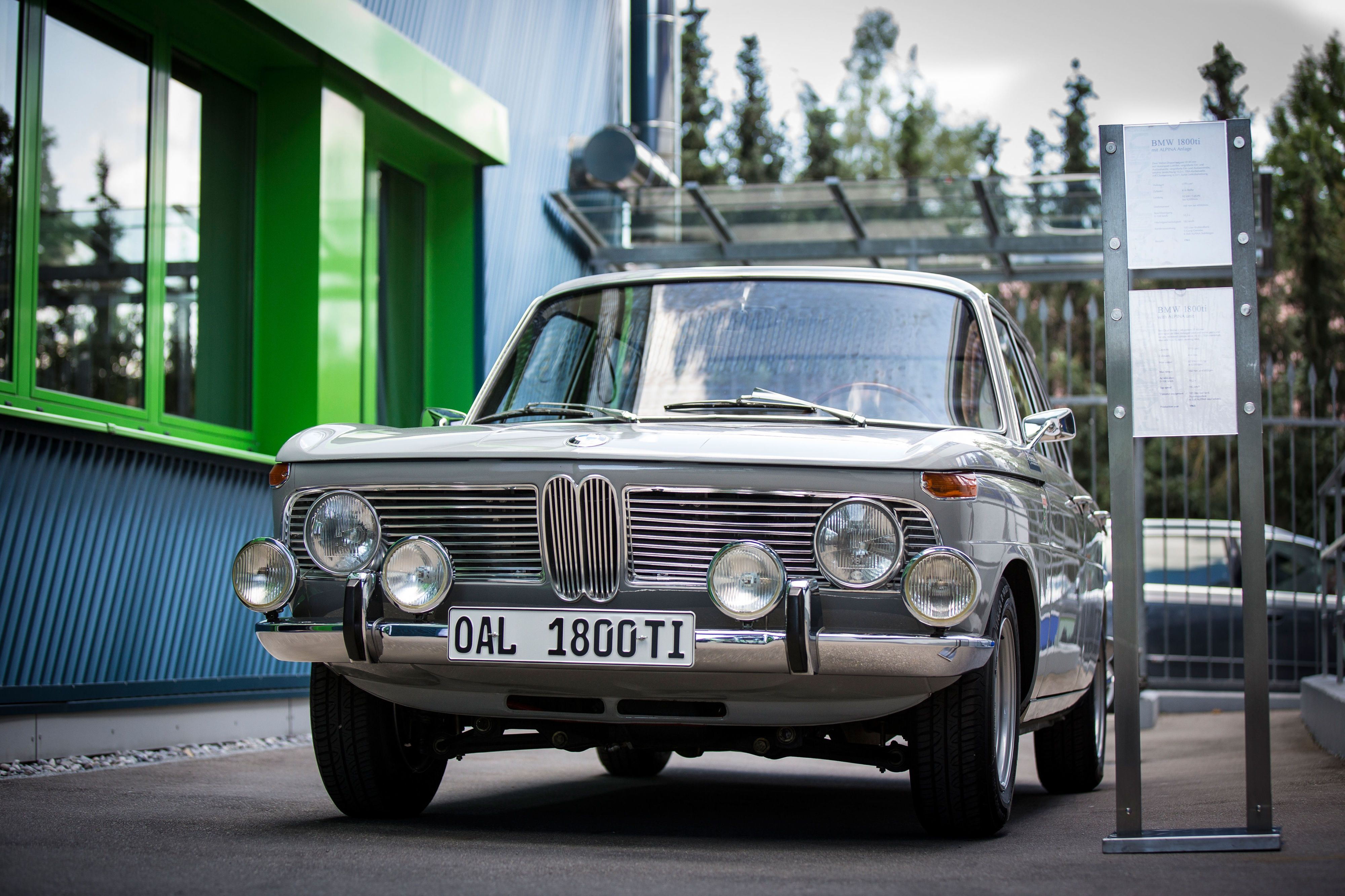 A Brief History of Legendary BMW Tuning House Alpina