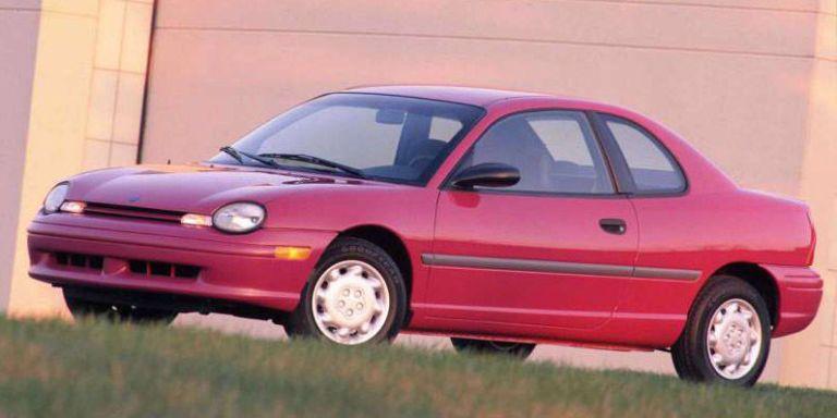 Regular Car Reviews Dodge Neon