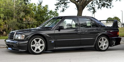 Are We Ready for a $205k Mercedes-Benz 190E Cosworth Evo 2?