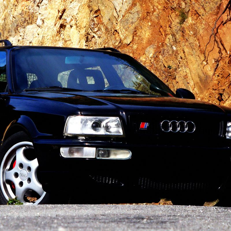 <p>Not only was this the first Audi RS model ever built, but it was born from a collaboration between Audi and Porsche. It had an inline-five turbocharged engine that produced 311 bhp and has gained a respectable cult following since. </p>