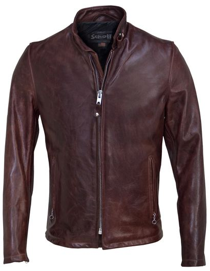 Four Great Leather Jackets For A Crisp Fall Drive