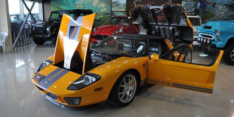 Topline Motors After The Last Ford Gt