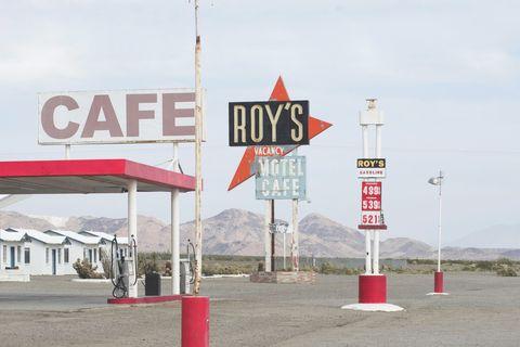 Sign, Signage, Pole, Gas, Composite material, Tar, Public utility, Concrete, Column, Cylinder,