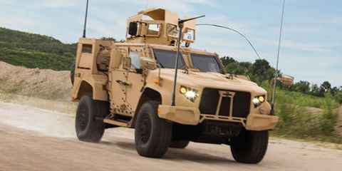 This Is the U.S. Army's Official Humvee Replacement