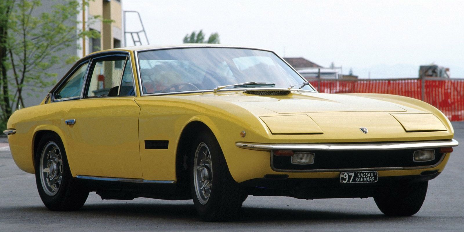 The Origins of Lamborghini\u0027s Most Interesting Names
