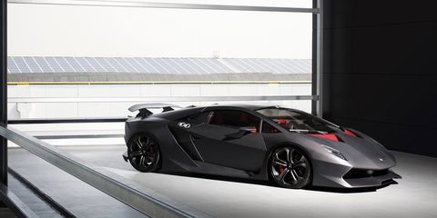 The Origins Of Lamborghini S Most Interesting Names