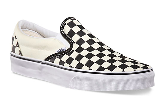 "<p><span class=""s1""><a href=""http://www.vans.com/"">Vans</a></span> - just about anything, but the slip-ons make getting out the door for a quick drive even quicker. Grippy soles designed to hug BMX pedals or skateboards are also great at clinging to pedals, even when damp, and the rugged yet flexible construction makes for a nice combination of comfort and control. </p>"