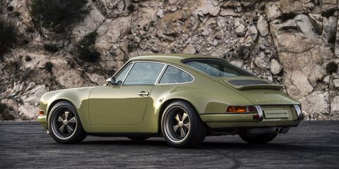 Revel in the Glory of the Newest Porsche 911 Reimagined by Singer