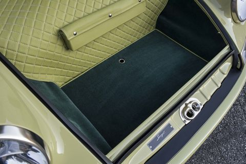 Motor vehicle, Vehicle door, Trunk, Classic, Classic car, Baggage, Automotive door part, Antique car, Car seat, Vintage car,