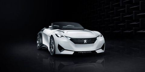 All-Electric Peugeot Fractal Concept Will Have Awesome Infotainment System