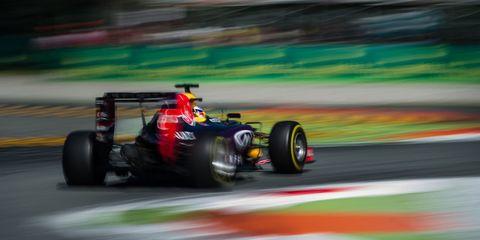 Red Bull Italian Grand Prix