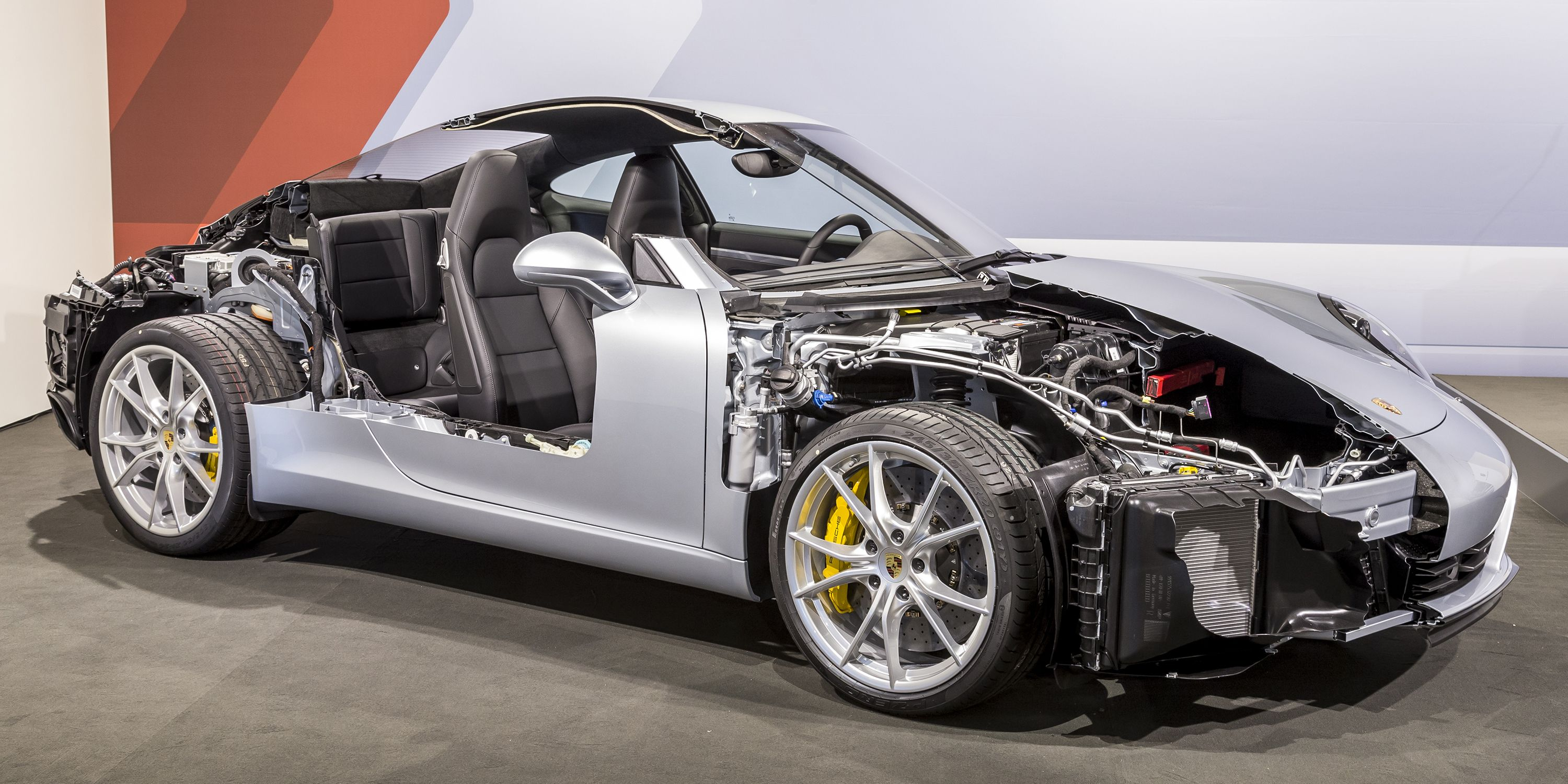 10 Things You Need To Know About The Turbocharged 2017 Porsche 911 991 Engine Diagram Carrera