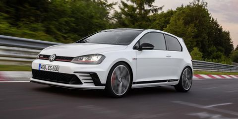 VW GTI Clubsport