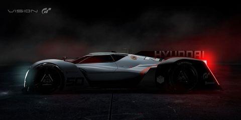 Hyundai N 2025 Concept
